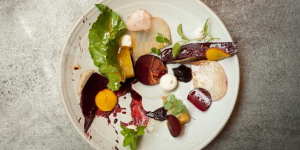 Exhilarating Dishes From New Restaurant The Manor