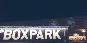 Get 20% Off Your Christmas Shopping @BOXPARK