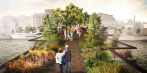 Garden Bridge Gets Final Approval -- But What's The Point Of It?