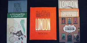 London Gift Guide: London Maps Box Set