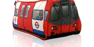 London Gift Guide: Tube Train Washbag