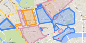 London Rebranded: The Capital's Changing Names, Mapped