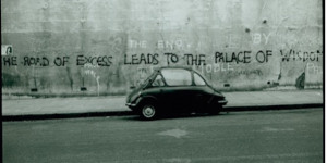 10 London Graffiti Slogans From The Last 50 Years