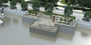 5 New Public Spaces Will Be Created By The Super Sewer