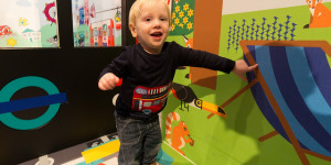 All Aboard! London Transport Museum Opens New Family Play Zone