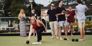 New Generation Of Lawn Bowls Rolls Into London