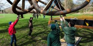 Dulwich Park Gets Replacement For Stolen Hepworth Sculpture