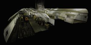 Take A 3D Tour Of The Mail Rail
