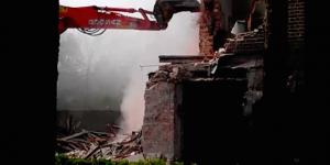 Shock As Historic Pub Demolished Without Permission