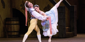 Ballet La Fille Mal Gardée Is As Light-Hearted And Comical As They Come
