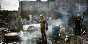 Fear And Loathing In Ukraine: A Patchy Play About Last Year's Riots