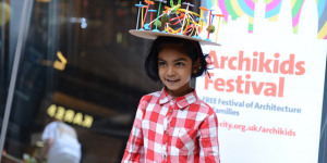 Balloon Races And Skyscraper Sketches: It's Archikids Festival 2015