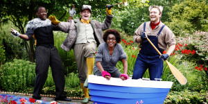 Messing About On The River: Two Great Watery Kids Shows