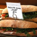Proscuito sandwich