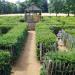 The Brent Park Millennium Maze, a 'proper biggie', as photographed by Diamond Geezer.