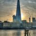 A messianic shot of The Shard, by Kris Doubleyou