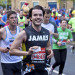 A Marathon smile by Prad Patel