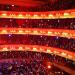 Inside the Royal Opera House at last night's Olivier Awards by Zoe Craig