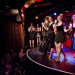 The week ended as it started with a dazzling show at Madame Jojo's.