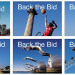 Back the Bid posters. Official Photoshopping.
