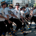 Morris dancers by Seal Clubber