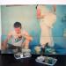 Rachel Hunt, Breakfast in Luxor. Courtesy Saatchi Gallery