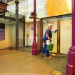 Cleaner in a Hurry   Smithfield Meat Market by Mr Tudor
