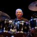 Drummer Jack DeJohnette is jazz royalty, caught here in mid-flow by Edu Hawkins