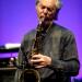 Norwegian saxophone legend Jan Garbarek played the Queen Elizabeth Hall. Image by Edu Hawkins