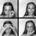 Sanja Iveković, Instructions No.1, 1976, still from video, black & white, sound, 6'3''. Image courtesy of the artist.