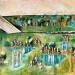 David Breuer-Weil, Cut, 2009, oil on canvas, 205 x 362 cm (courtesy of the artist)