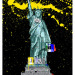 Mr Brainwash: Statue of Liberty