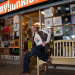 JP, Vinyl Junkies, Berwick Street (now closed)