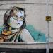 Alice Pasquini's piece on Assam Street.