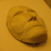 Christopher Wren's death mask.