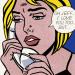 Roy Lichtenstein, Oh, Jeff…I Love You, Too…But… 1964. Tate. © Estate of Roy Lichtenstein/DACS 2012