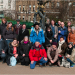 Group shot at sunny Green Park by McTumshie
