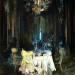 John Monks, Yellow Chair I. Image courtesy Long & Ryle.
