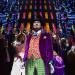 Douglas Hodge shines as a nicely ambiguous Willy Wonka. Photo by Helen Maybanks