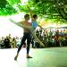 English National Ballet at Dancing City (photo Doug Southall)