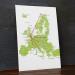 ... a stitch-a-map postcard