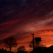 A sinister sky in Northolt from Sinister Pictures in the Londonist Flickr pool.