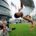 Flying boys by fotografm