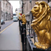 Chancery Lane Lions by Rhiaphotos via flickr