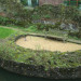 One of the bastions of the London Wall.