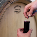 Samples from the barrels