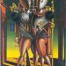 Giorgio de Chirico (1888-1978) Hector and Andromache, 1942 Private collection. Courtesy Galleria d'Arte Maggiore, Bologna (Italy)