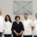 Food 4 Art: Curator Fay Maschler with Richard Corrigan, Florence Knight, Jason Atherton & Rainer Becker by Victoria Birkinshaw