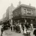 In Crispin St, looking towards Spitalfields Market