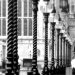 Lamp Posts Repeating by Paola Y via flickr